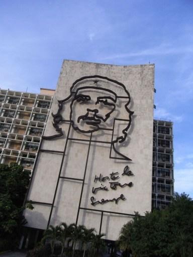Abbild von Che Guevara