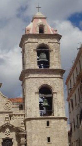 Der begehbare Glockenturm