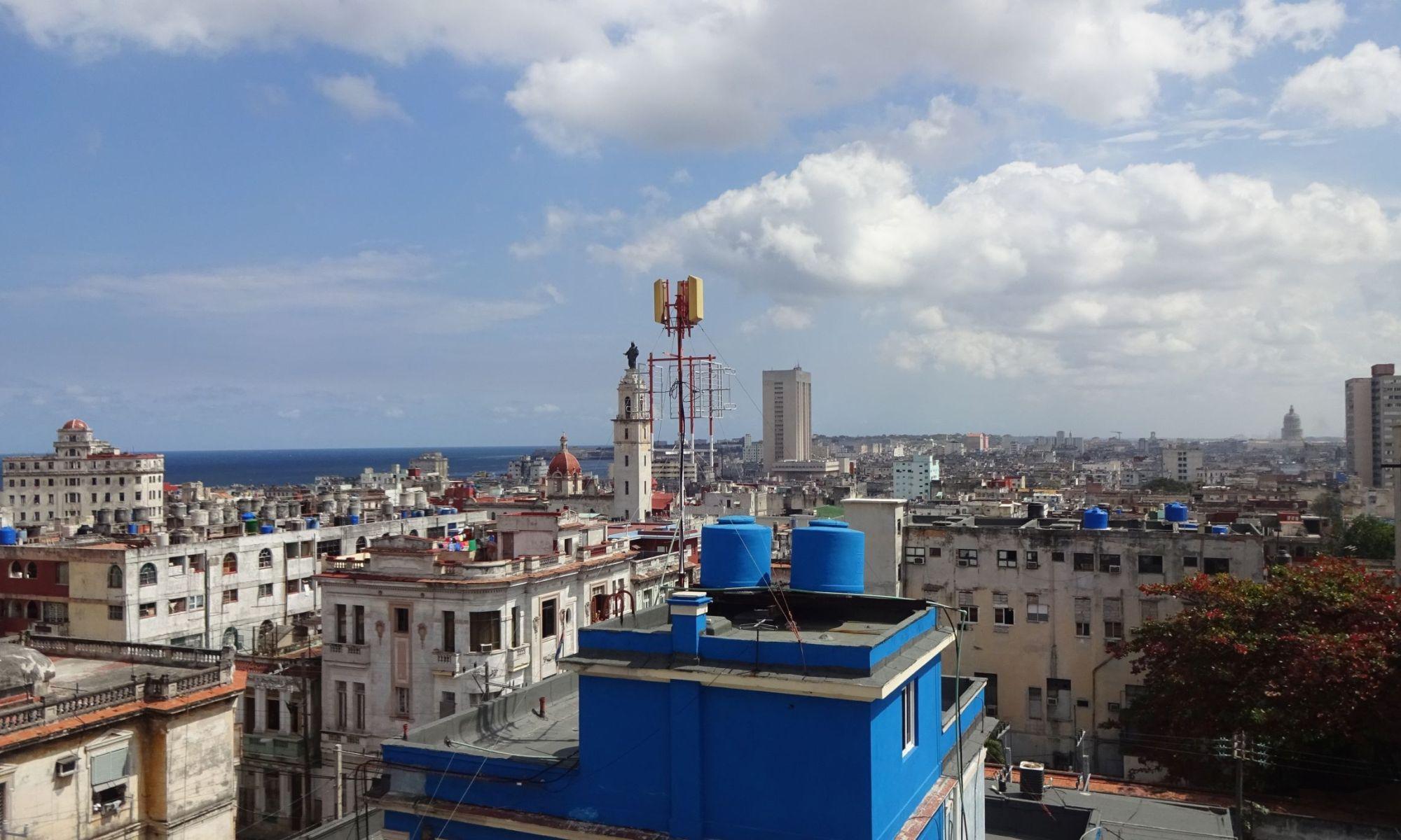 Blick über Havanna