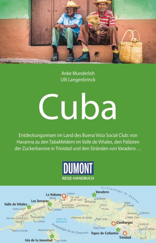 Kuba Reiseführer Dumont Cuba von Anke Munderloh und Ulli Langenbrinck