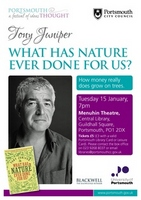 Tony Juniuper Poster (Small)