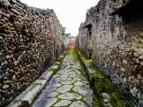 I love this picture of an alley in Pompeii.