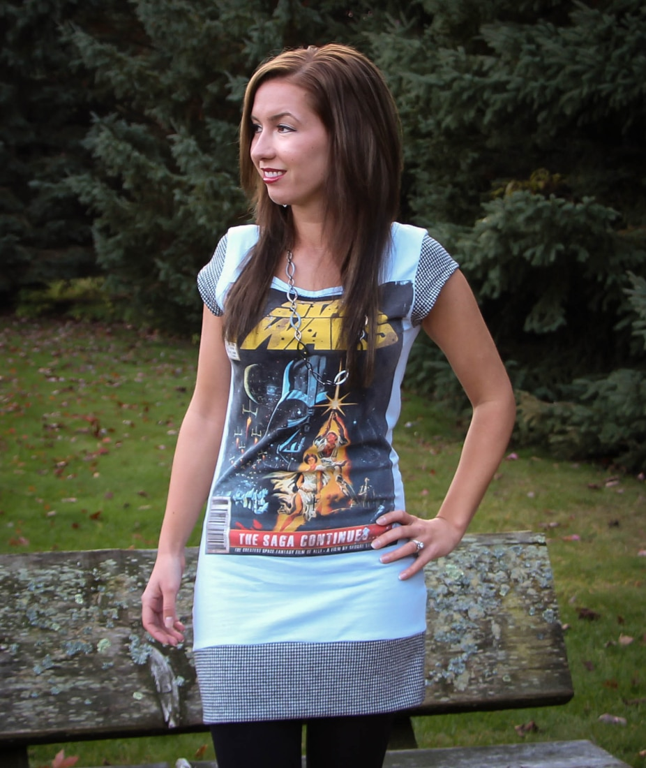 Star Wars dress