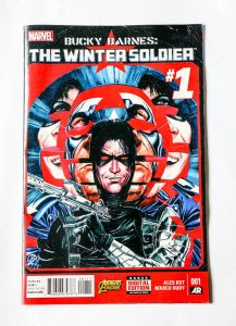 The Winter Soldier Comic book