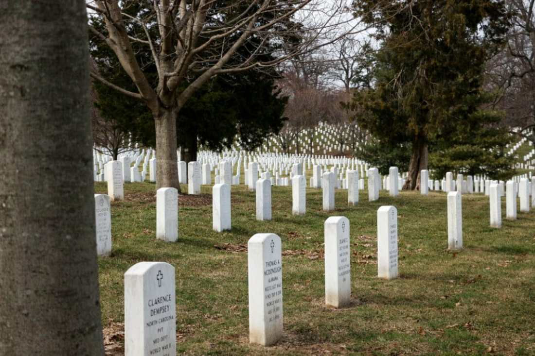 Arlington National Cemetery (Photo credit: Trina)