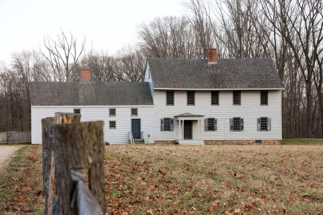 The Rockingham House