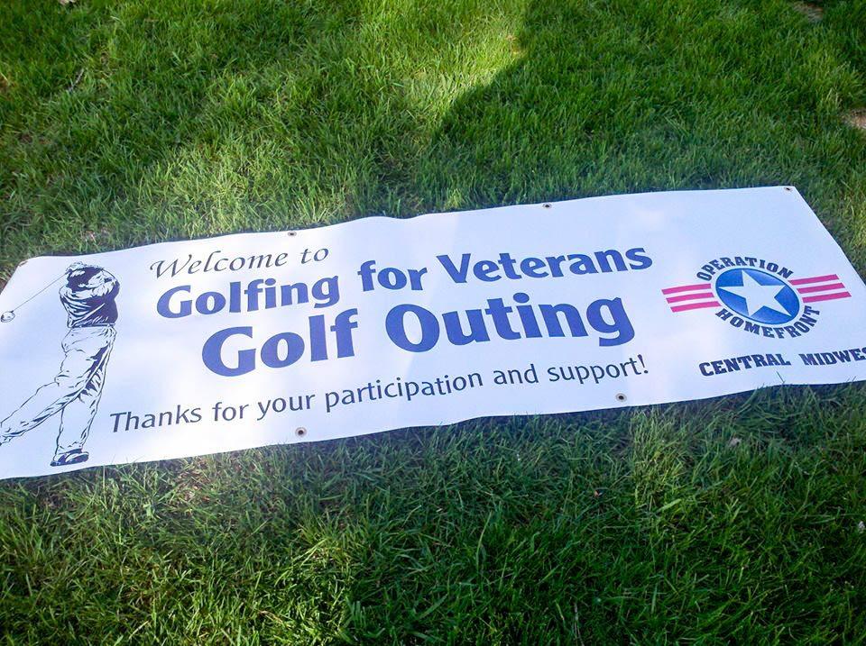 Golfing for Veterans