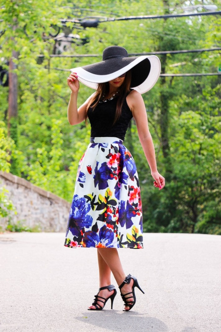 This skirt was my first order from Shein over 7 years ago.