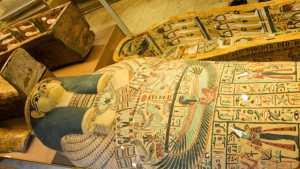 Egyptian Galleries