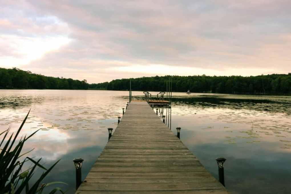 I loved taking lake photos this weekend!