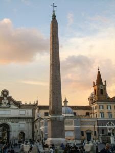 Piazza del Popolo Obelisk