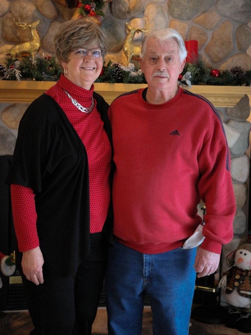 My Grandma & Grandpa :)