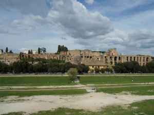 Baths of Caracalla and Circus Maximus