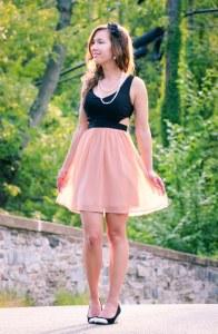 Blog Anniversary dress