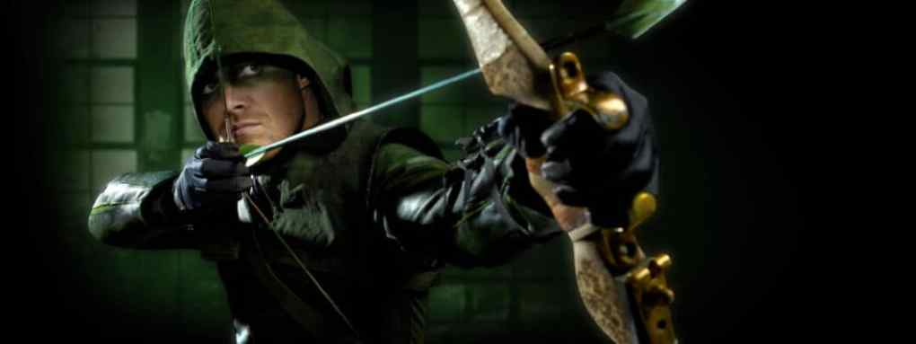 Green Arrow: This is who I am supposed to be. :) Image courtesy of: blastr