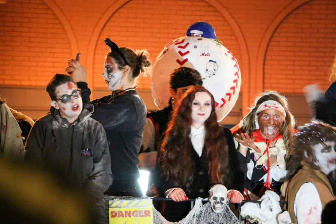 The Village Parade