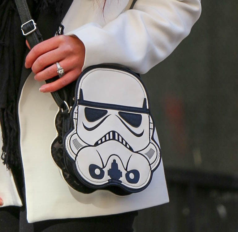 Storm Trooper purse