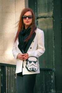 Storm Trooper outfit