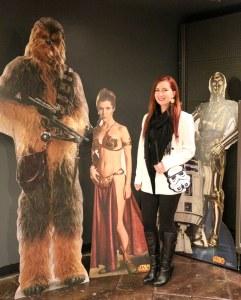 star wars costume exhibit