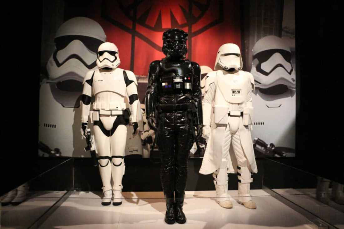 Star Wars the Force Awakens Costumes