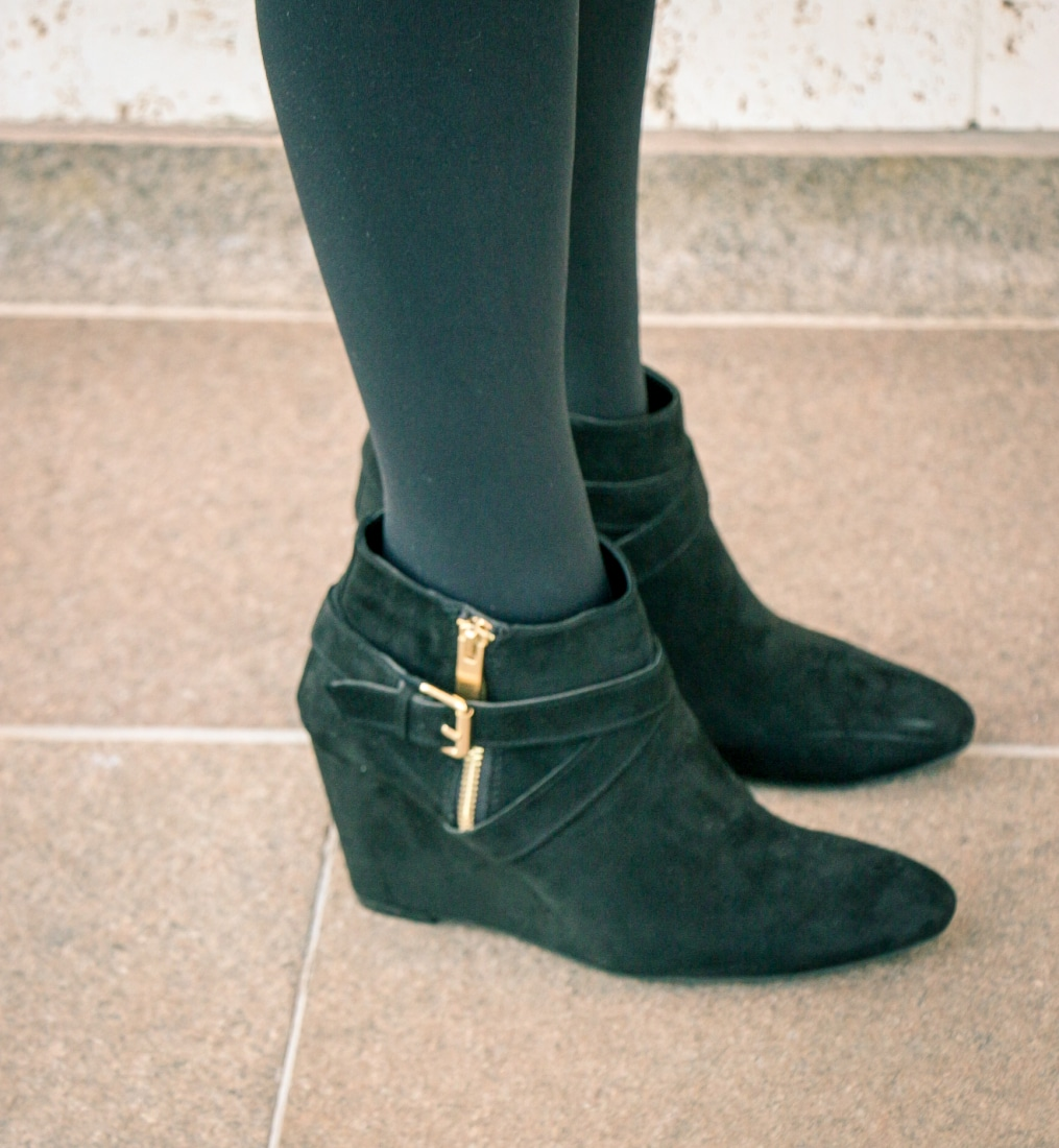Target ankle boots