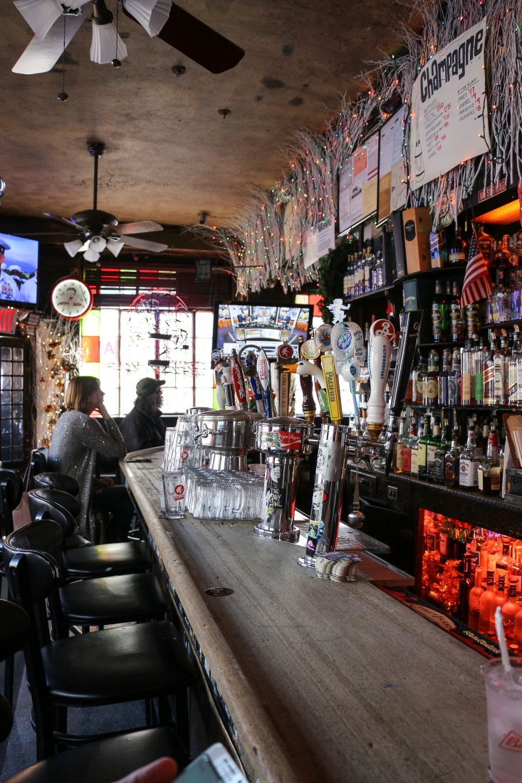 Luke Cage's bar