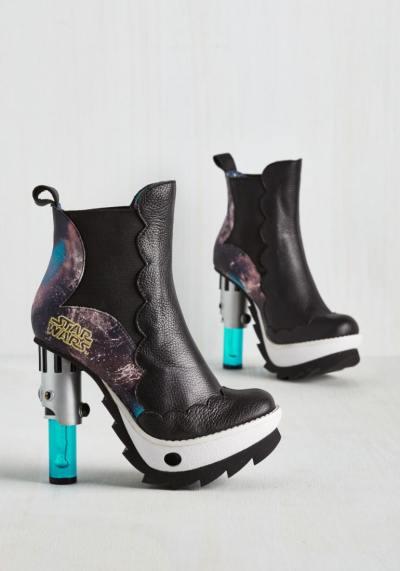 star wars lightsaber heels