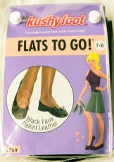Kushyfoot flats to go