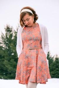 Lilac Cove Boutique dress closeup