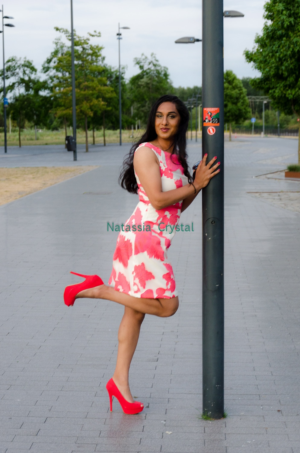 Natassia Featured Fashionista
