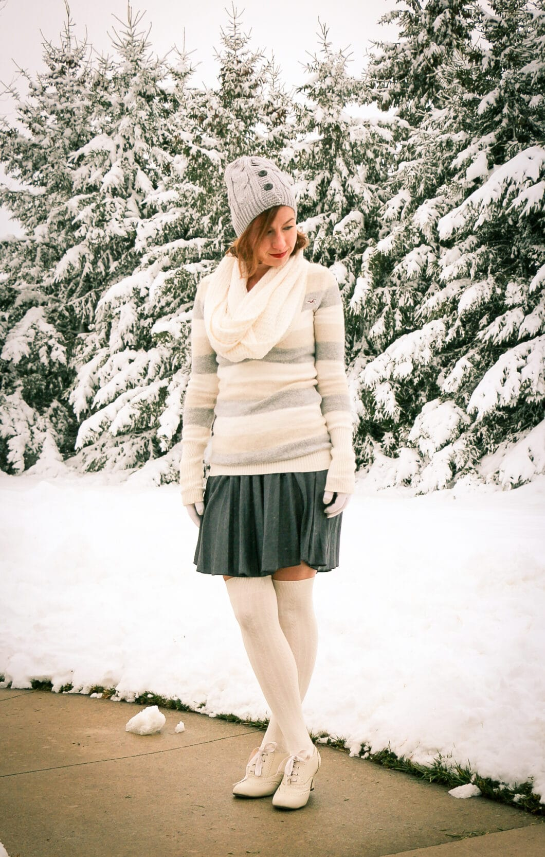 Living in a Winter Wonderland