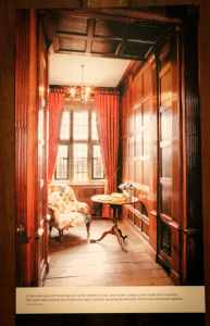 Jane Austen's actual reading room