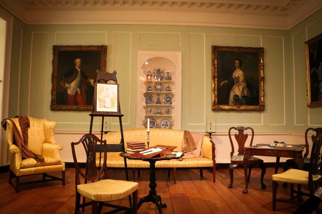 Visiting the Minneapolis Institute of Art (Featuring the Jane Austen Reading Room)