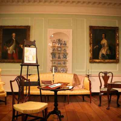 Visiting the Minneapolis Institute of Art (Featuring the Jane Austen Reading Room)