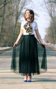 NewChic tulle skirt
