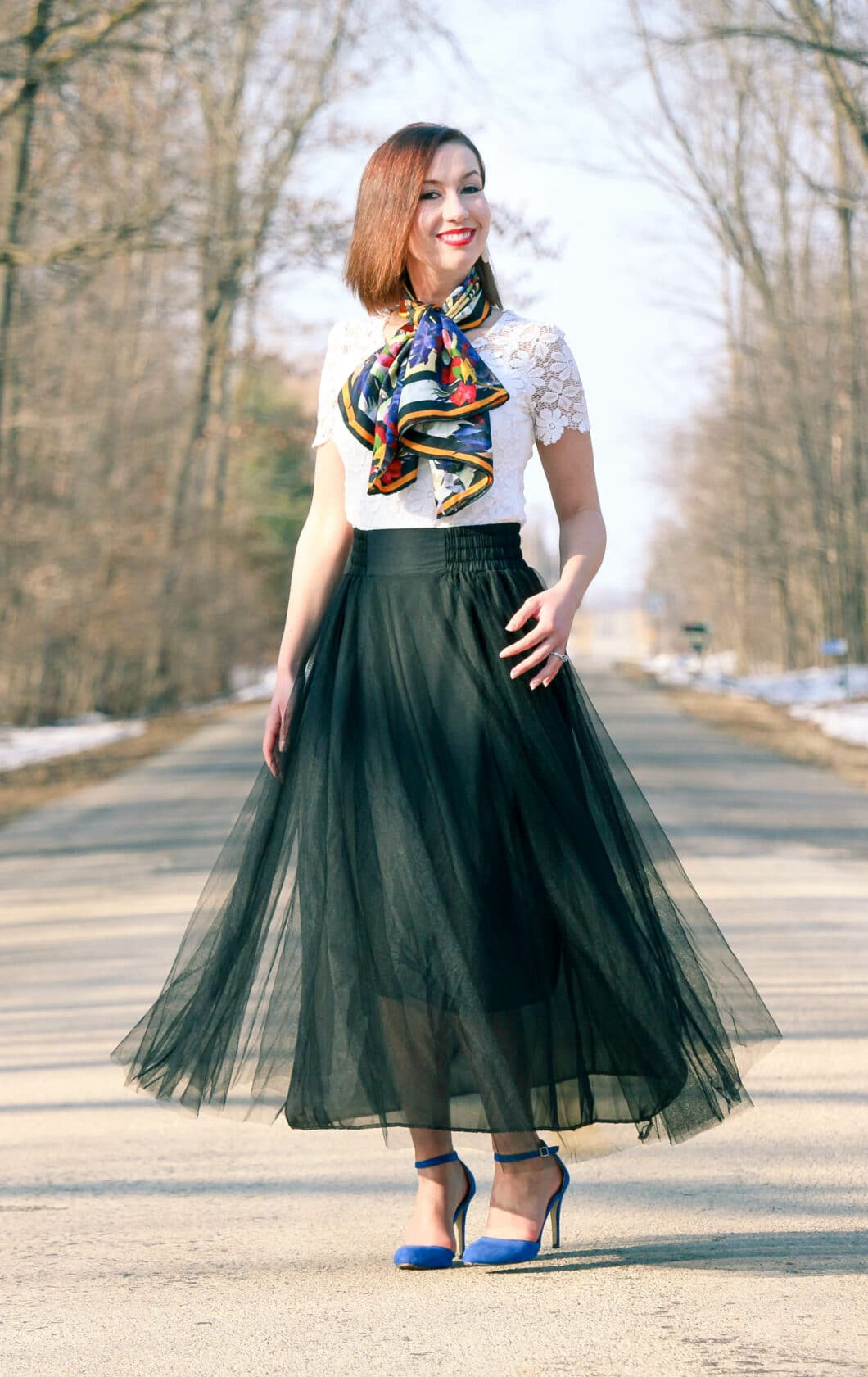 More Maxi Skirts, Please