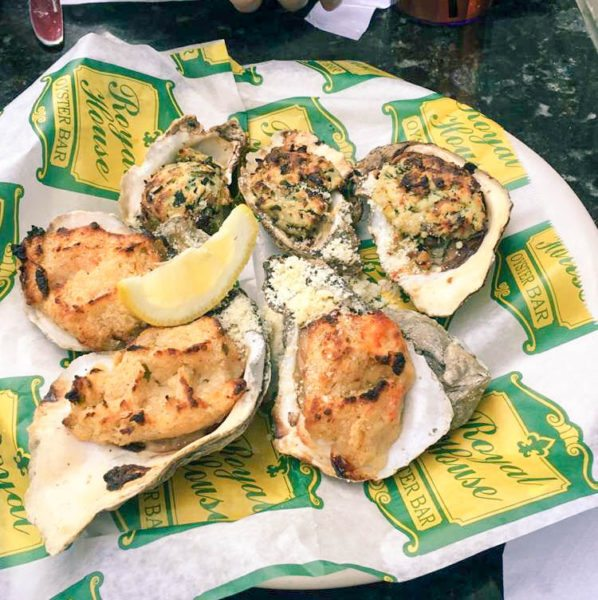 The Royal House Oysters - New Orleans
