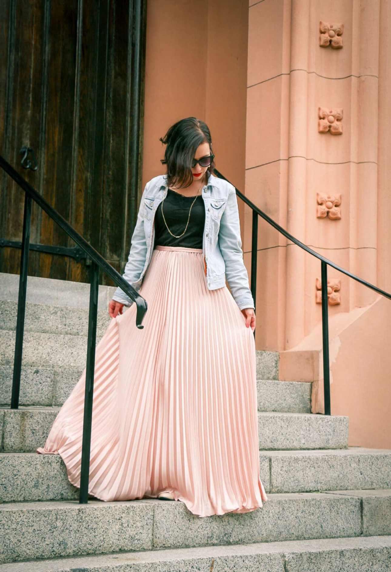Shein Maxi Skirt