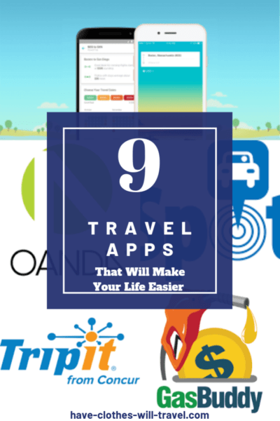 9 Travel Apps That Will Make Your Life Easier