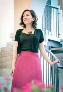 thredup maxi skirt