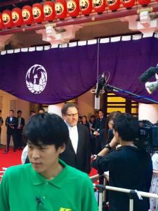 Jon Favreau Jungle Book Premiere Tokyo