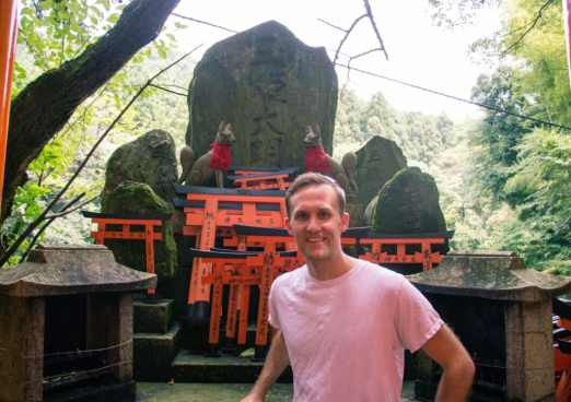 Fushimi Inari Shrine (伏見稲荷大社, Fushimi Inari Taisha)