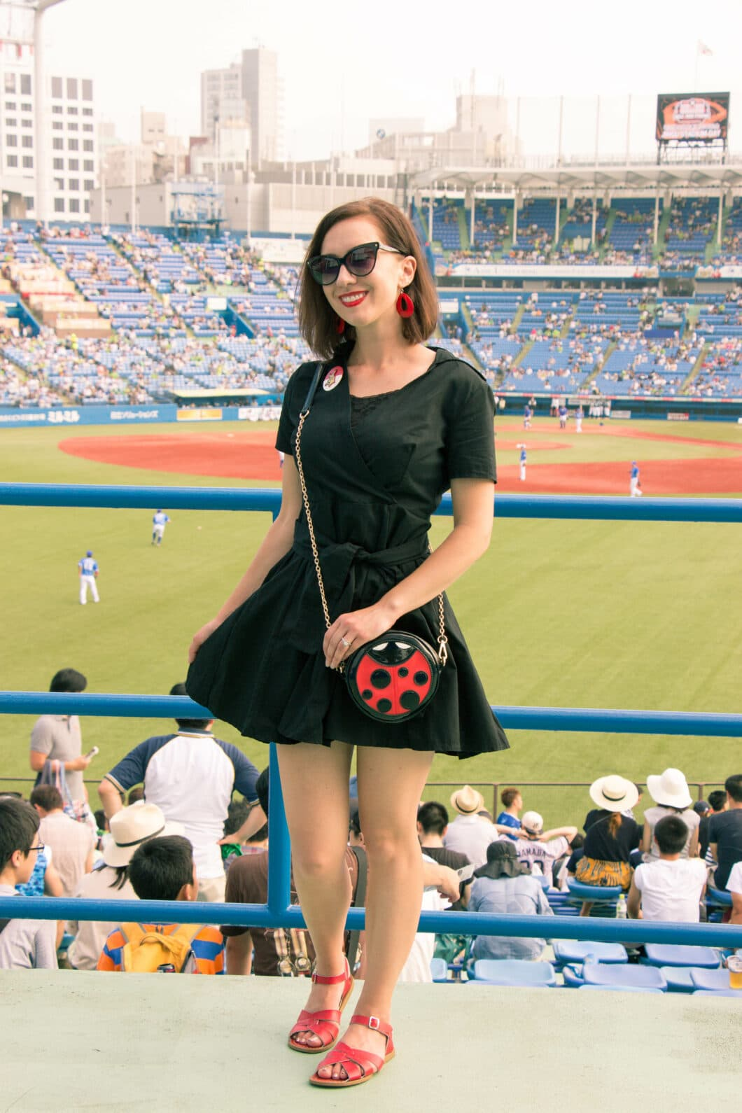 Going to a Japanese Baseball Game (as a Tourist)