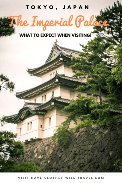 Exploring The Imperial Palace