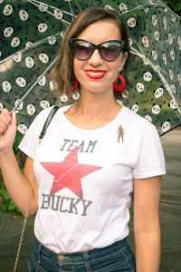 Team Bucky shirt
