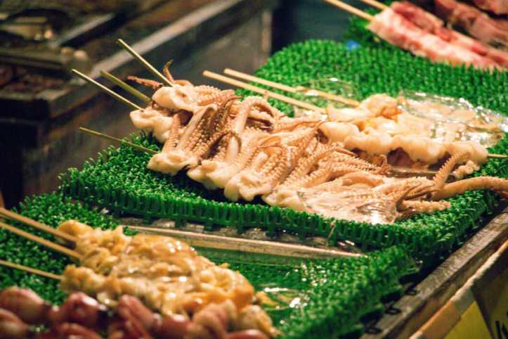 Tokyo Street food