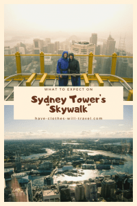 "What to Expect on Sydney Tower's ""Skywalk"""
