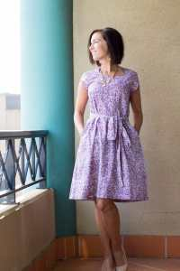 Passion Lilie Dress