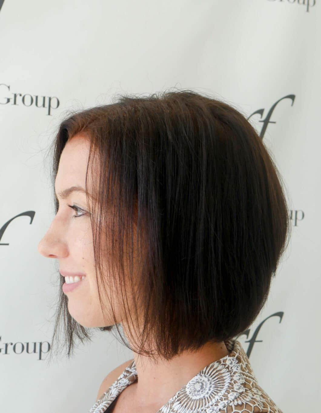 Marie-France Group hair