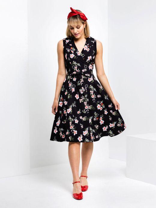 Review Floral Delight Dress